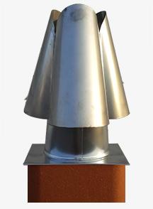 Chimney Caps Pioneer Metal Worx